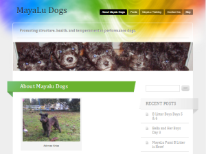 MayaLu Dogs - Cropped